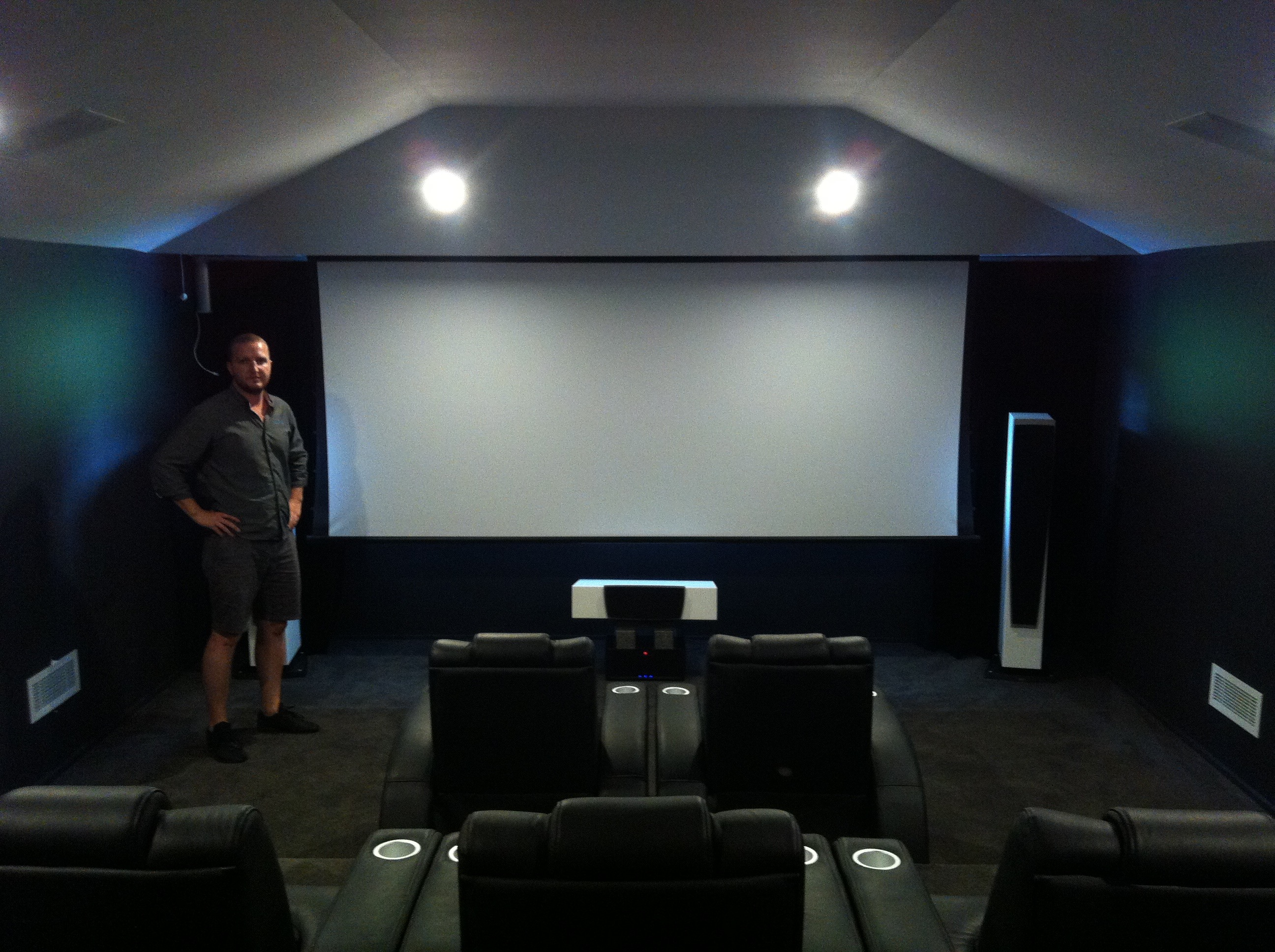 Theatre System for the Home